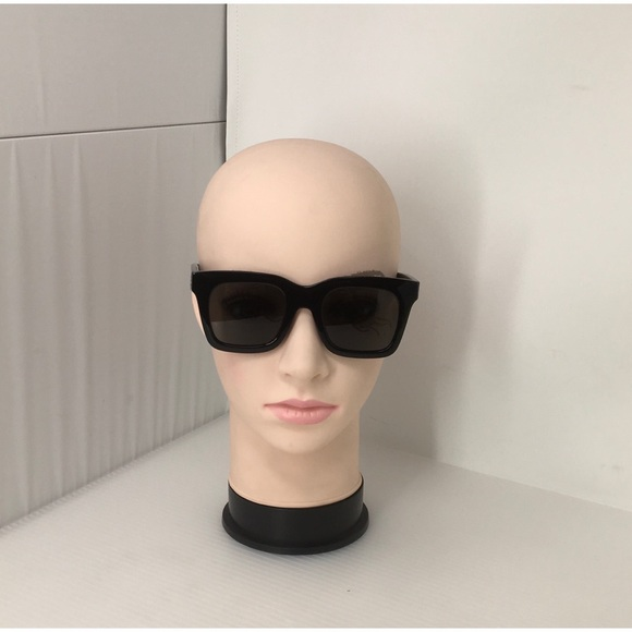 a6e630fb017b Celine Accessories - Celine CL 41411 F S 807 NR Black Luca Sunglasses